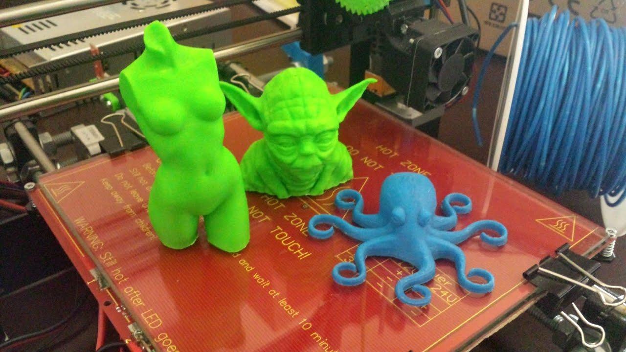 изготовление воблеров на 3d принтере
