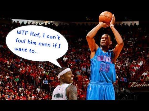 NBA Ridiculous No Contact Fouls