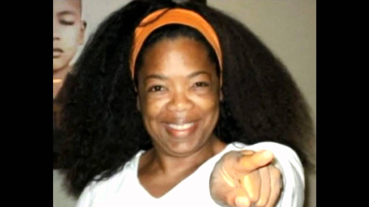 Oprah without makeup !! (SHOCKING PICTURE)  YouTube - Black African American Hairstyles