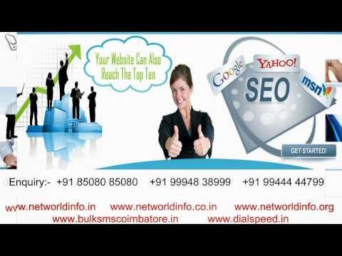 Web Designing Company In  Tamilnadu - Net World video