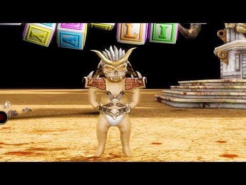 Mortal Kombat 9 - All Babalities 4K 60FPS Gameplay Babality Mods Ultra HD