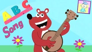 ABS Song for Kids - Nursery Rhyme | Alphabet Song for Children - From Baby Teacher