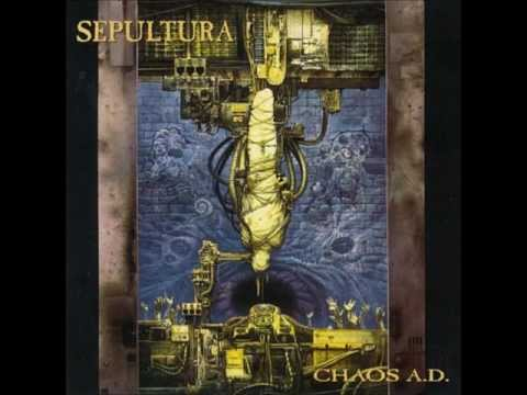 Sepultura - Clenched Fist