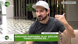 """Serhat Akın'dan Survivor hakkında olay sözler! """"Paralı köpekler...."""""""