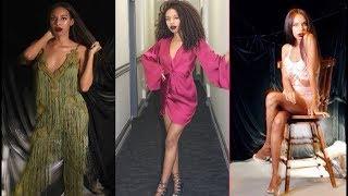 I bought my outfit on AMAZON FASHION! Huge BDAY haul! Rihanna Vibes+ FashionNova!