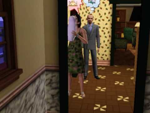 THE SIMS 3 BABIES-Brady Family Video