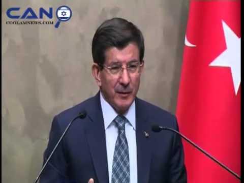 Le Premier ministre turc insulte Netanyahou