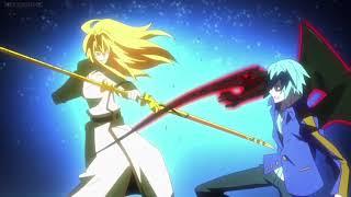 Reinhard vs Ren FULL FIGHT ?Dies Irae: To The Ring Reincarnation?