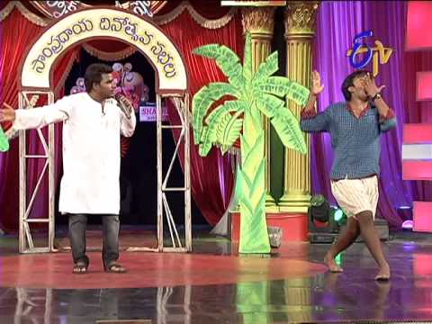 Jabardasth - జబర్దస్త్ - Venu wonders Performance on 3rd July 2014