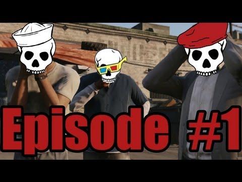 Jackass GTA   Episode 1 – First GTA 5 Jackass Fail & Stunt Video on YouTube