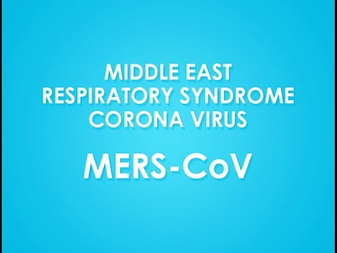 Health Watch: Middle East Respiratory Syndrome Corona Virus (MERS-CoV)  [PTV PLUG 2014]