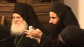 Беседа с архимандритом Ефремом о монашестве