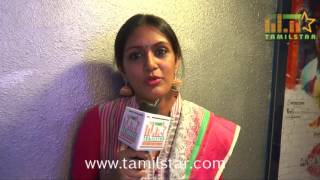 Devadarshini At Achamindri Movie Team Interview