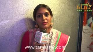 Devadarshini At Achamindri Movie Team Interview