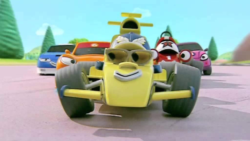 Roary The Racing Car Ep  Youtube