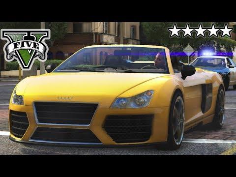 GTA 5 Online Free Roam JUMPS & STUNTS Livestream, in CUSTOM CARS, BIKES GTA V Online