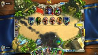 Hearthstone: Rogue vs Zoolock - Blade Furry FTW