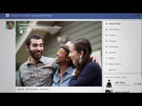 Facebook's New News Feed Design - How Will It Help You?