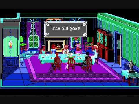Let's Play Laura Bow I (The Colonel's Bequest) 01 - Intro!