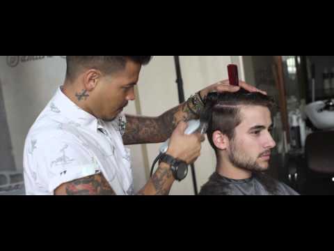 New Men's Hair Product Hanz de Fuko Claymation Haircut & Style