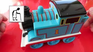 Infrared Thomas The Tank Engine conversion to 27MHz