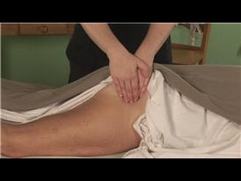 Specialty Massage Tips : Sciatica Treatment With Massage