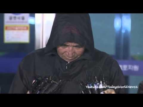 South Korea ferry disaster: Capt Lee Joon-seok 'sorry'