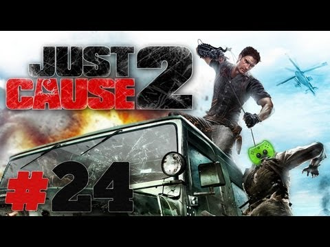 Let's Play Just Cause 2 #24 [Deutsch/Full-HD] - Event & Animal Crossing