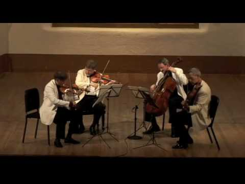 The Orion String Quartet Plays Beethoven op.59 #3 III