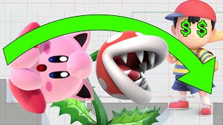 Can Piranha Plant Make The Training Stage Jump? Responding to Comments! - Super Smash Bros. Ultimate