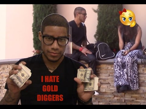 Gold Digger Prank Part 2! video