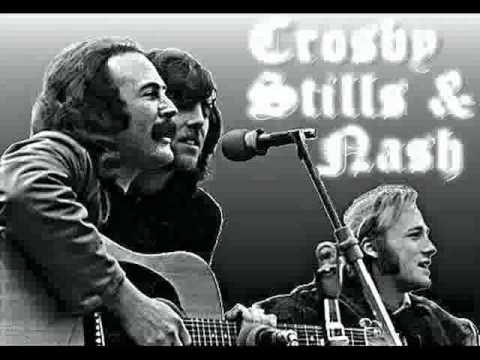Crosby Stills & Nash - Southern Cross (1982)