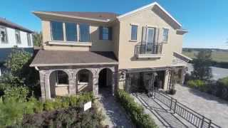 The Overlook at John's Lake Pointe by Standard Pacific Homes in Winter Garden - Barrington model