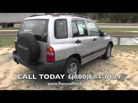 2003 CHEVROLET TRACKER Review Car Videos * For Sale @ Ravenel Ford Charleston SC
