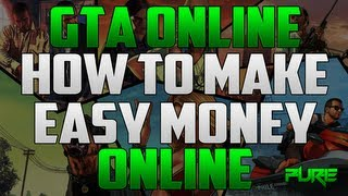 "Grand Theft Auto Online: ""GTA 5 Online"" How To Make Easy Money Selling Cars"