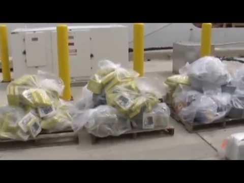 Coast Guard in Miami Seizes $27M in Cocaine