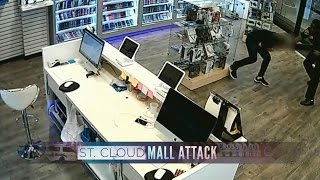 Authorities Release Video Of St. Cloud Mall Stabbings