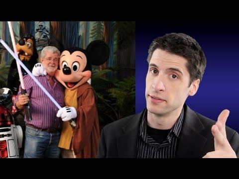 Disney buys Lucasfilm & Star Wars Episode VII Coming in 2015!
