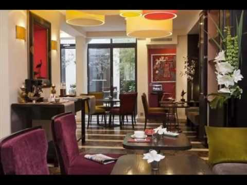 Picture Collection And Info Of Paris Hotel | Hotel Chaplain Rive Gauche Paris