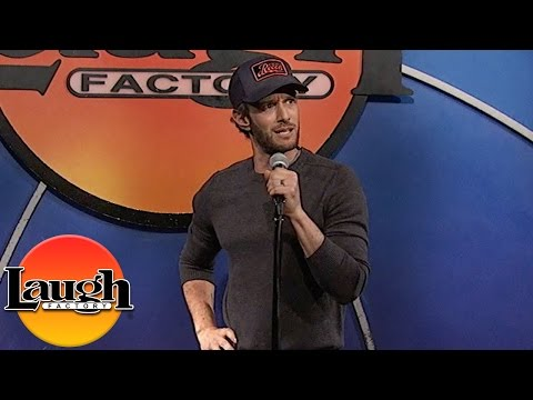 Josh Wolf - Stealing Booze (Stand up Comedy)