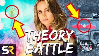 Where Has Captain Marvel Been This Whole Time? [Theory Battle]