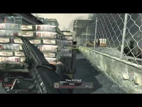 Modern Warfare 3: Infected Gameplay!