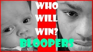 Bloopers - Newest Cutest | Time for Joy Family Film