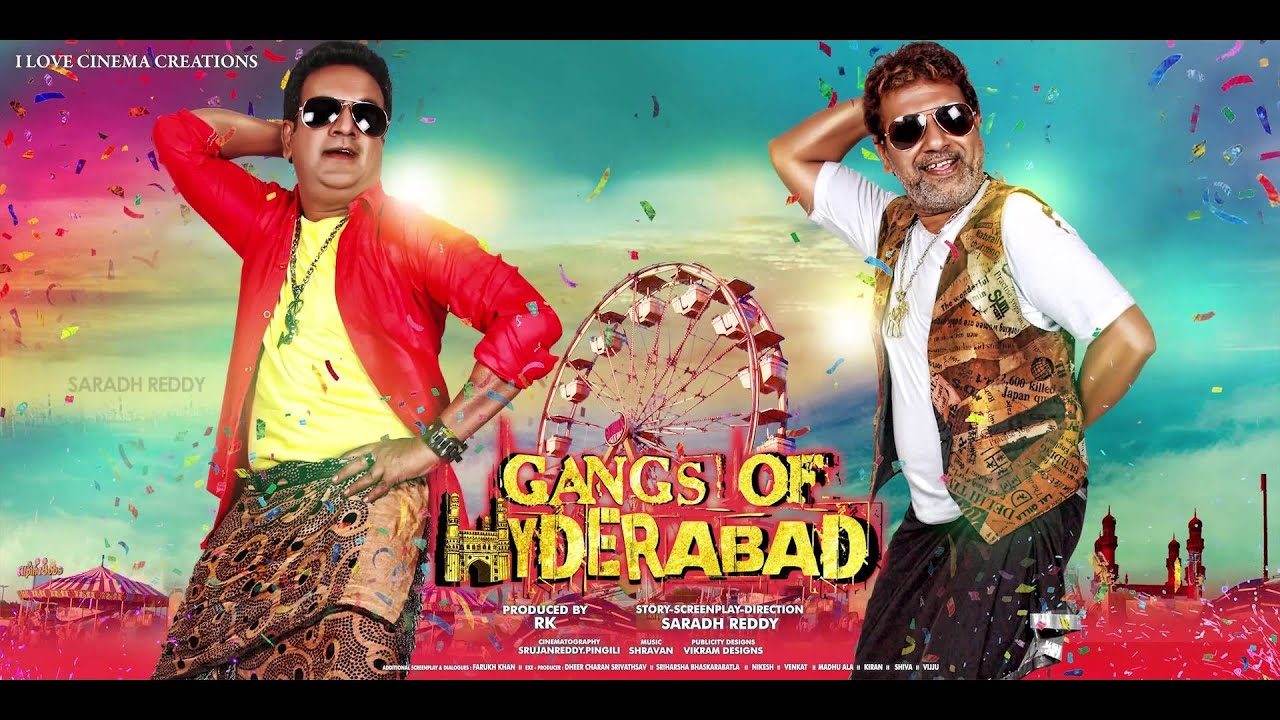 Gangs Of Hyderabad Hindi Movie HD Video Songs Download pagalworld, Gangs Of Hyderabad video Songs free download Djmaza
