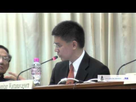 Public Forum : Reforming Post-Coup Thai Politics 3/3