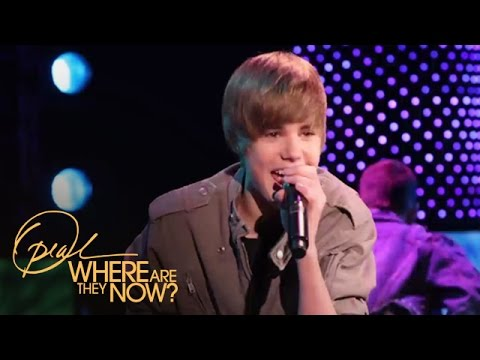 The R&B Superstar Who Discovered Justin Bieber | Where Are They Now | Oprah Winfrey Network