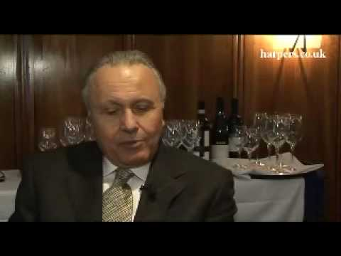Angelo Gaja Wine Masterclass video