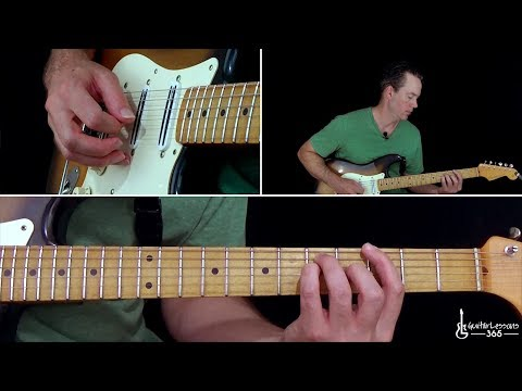 Foo Fighters - The Sky Is A Neighborhood Guitar Lesson