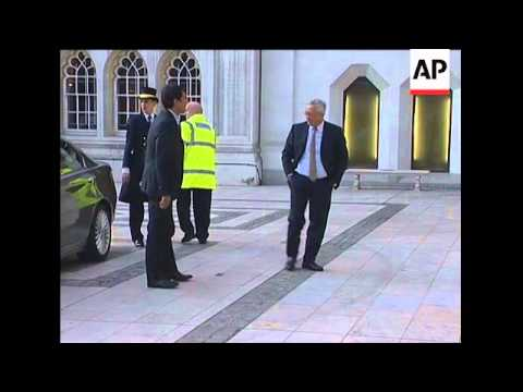 WRAP G20 finance ministers arrive for evening dinner