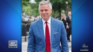 Jon Huntsman Jr. Announces Run for Governor | The View